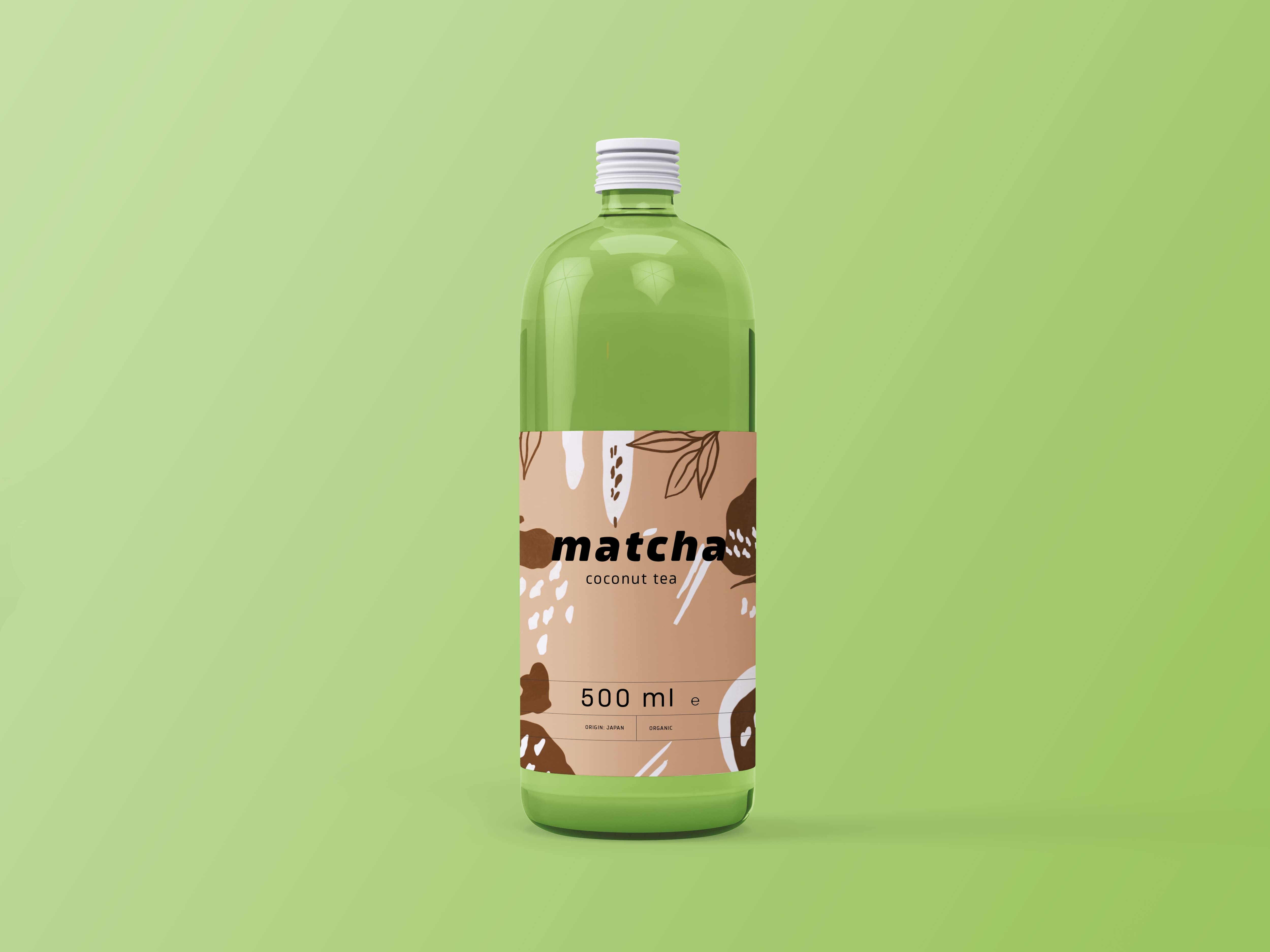 Matcha tea by Andrea Guerra - Creative Work - $i