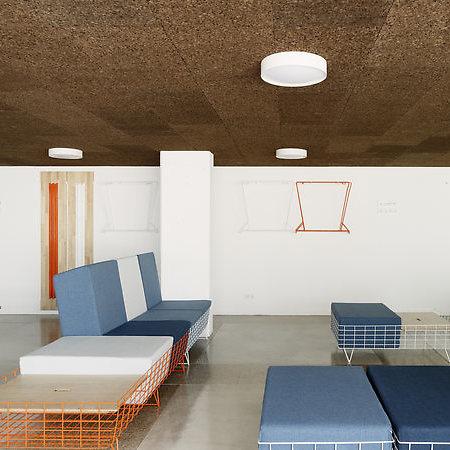 Sistema de mobiliario 13Rosas