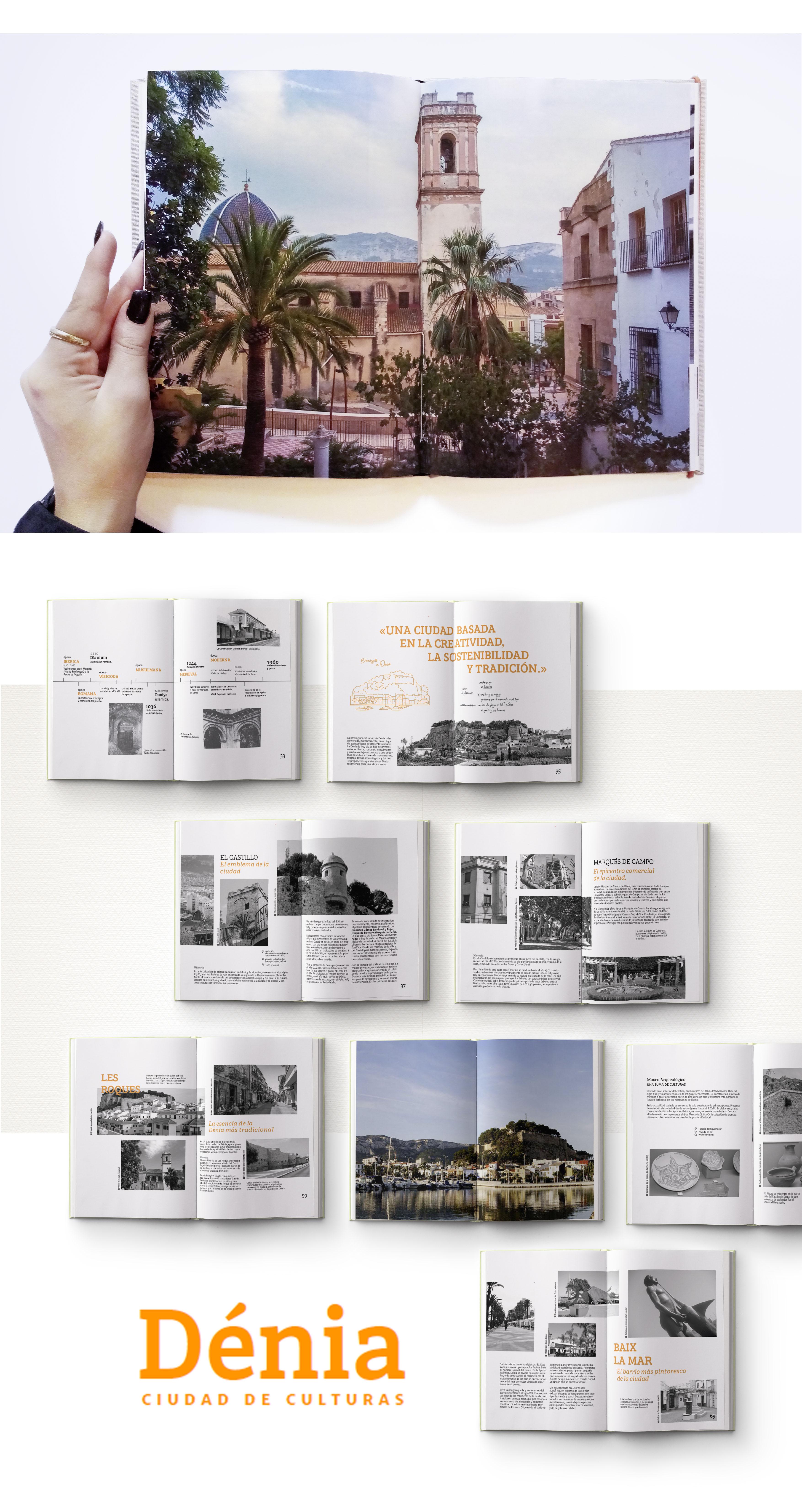 Dénia - Ciudad de culturas by Jose Ferrer Vicens - Creative Work