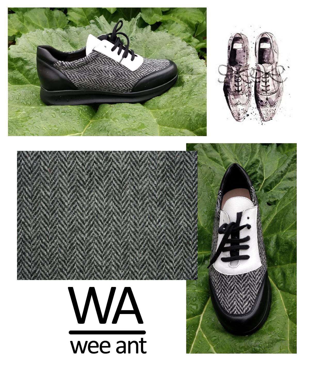 WA* Zapatillas by Natacha Arranz del Rey - Creative Work