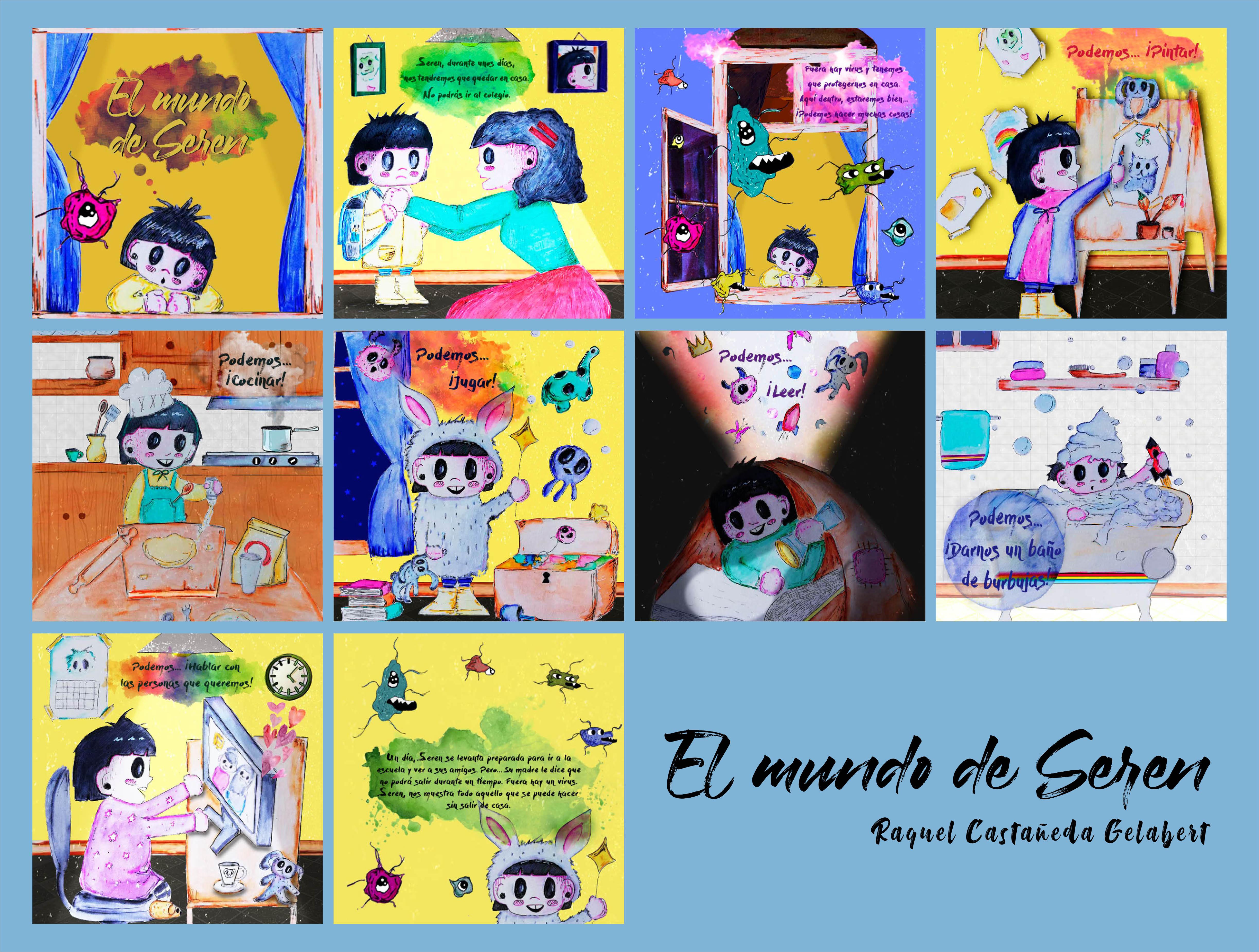 El mundo de Seren by Raquel Castañeda Gelabert - Creative Work - $i