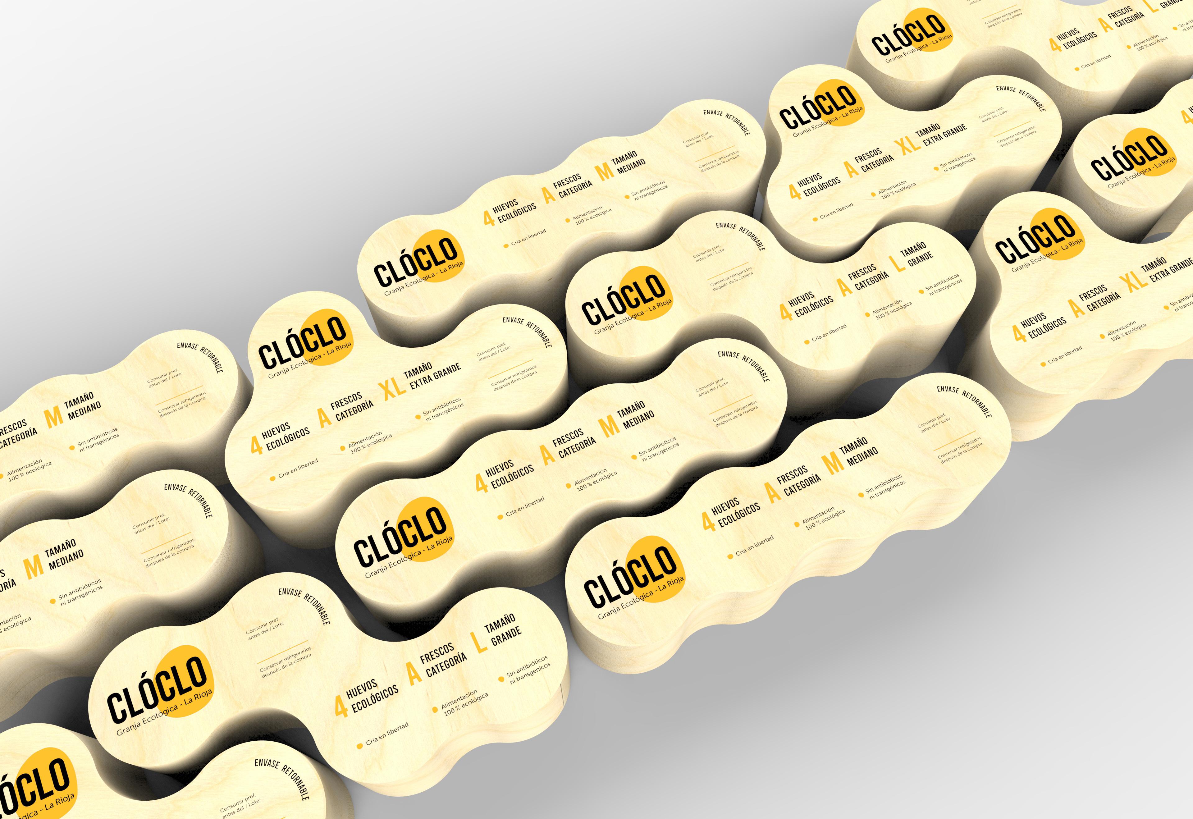 Clóco by África Álvarez Bueriberi - Creative Work