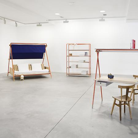 Exenta - Sistema de mobiliario