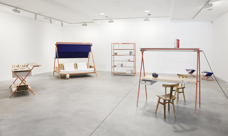 Exenta - Sistema de mobiliario by Cenlitrosmetrocadrado - Creative Work
