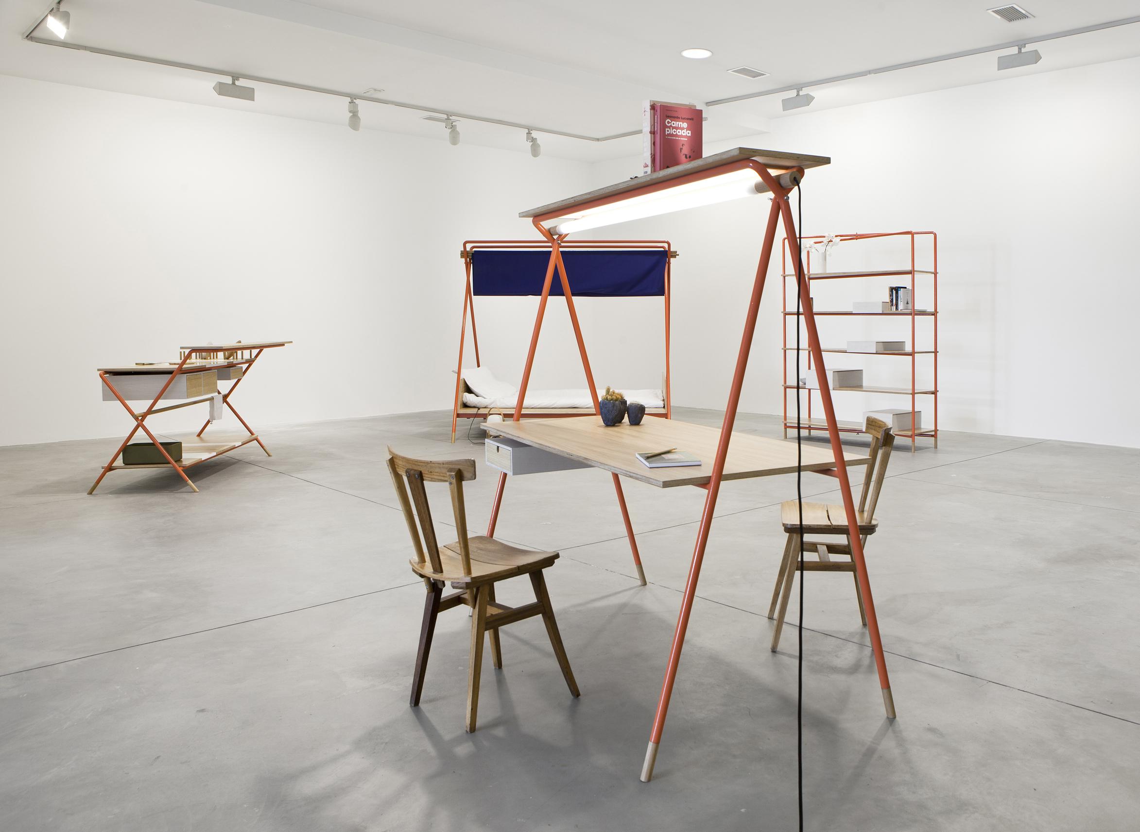 Exenta - Sistema de mobiliario by Cenlitrosmetrocadrado - Creative Work - $i