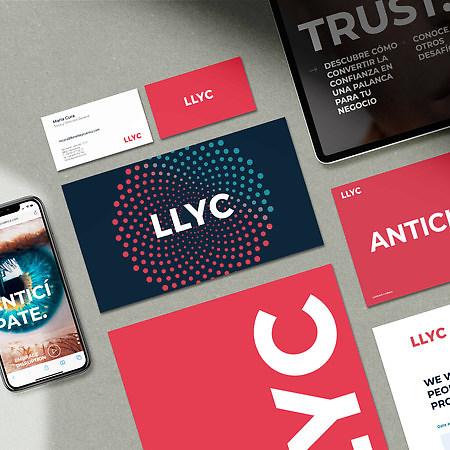 Rebranding LLYC