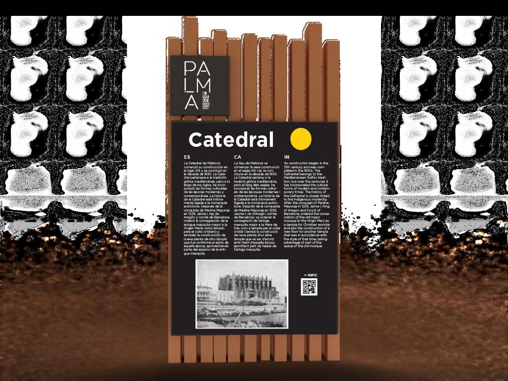 Palma, orientando hacia la evolución  by M. Florencia García Ravbar  - Creative Work