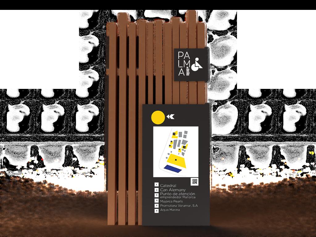 Palma, orientando hacia la evolución  by M. Florencia García Ravbar  - Creative Work - $i