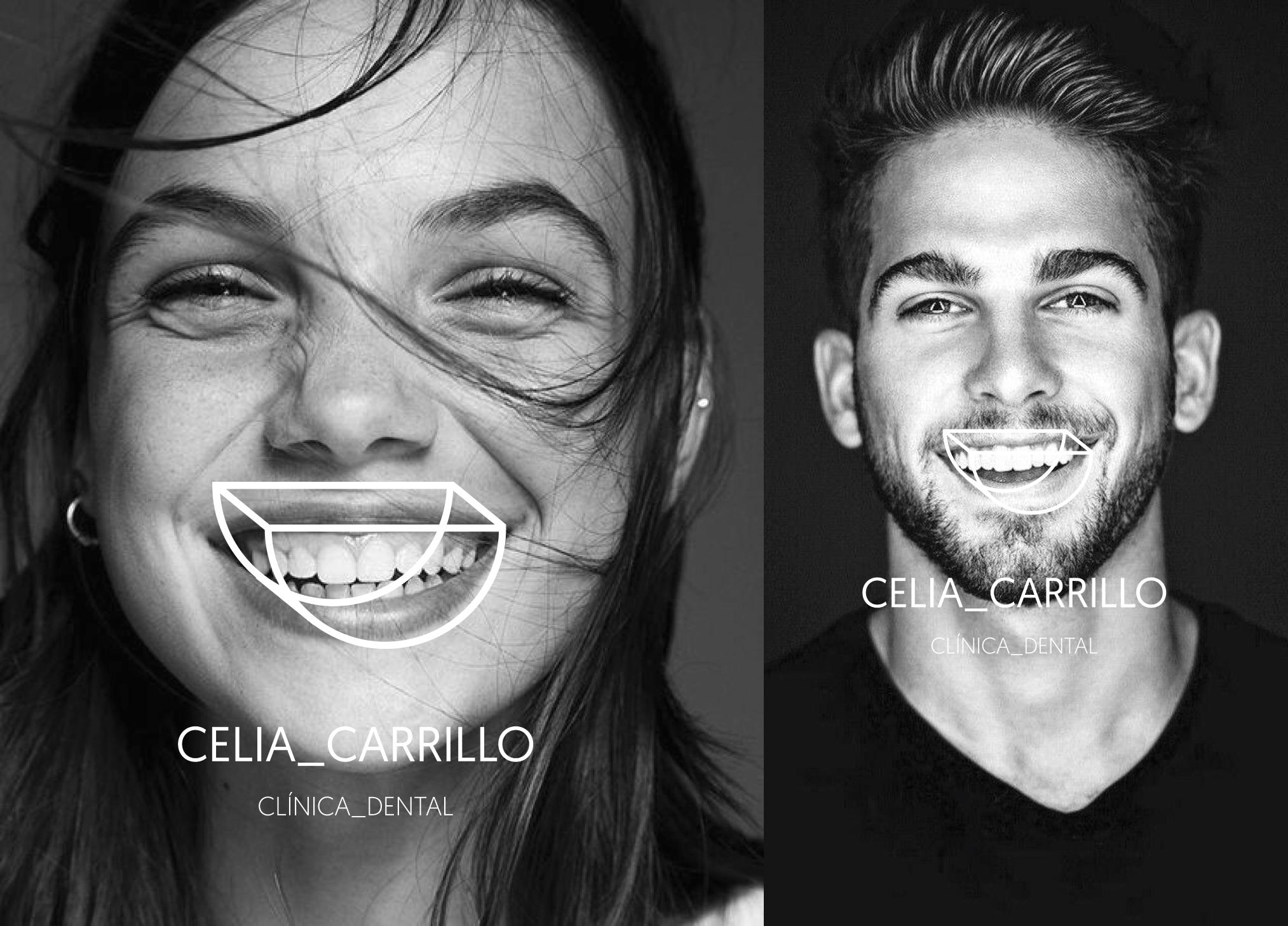 CELIA_CARRILLO CLÍNICA_DENTAL by CREATIAS ESTUDIO - Creative Work - $i
