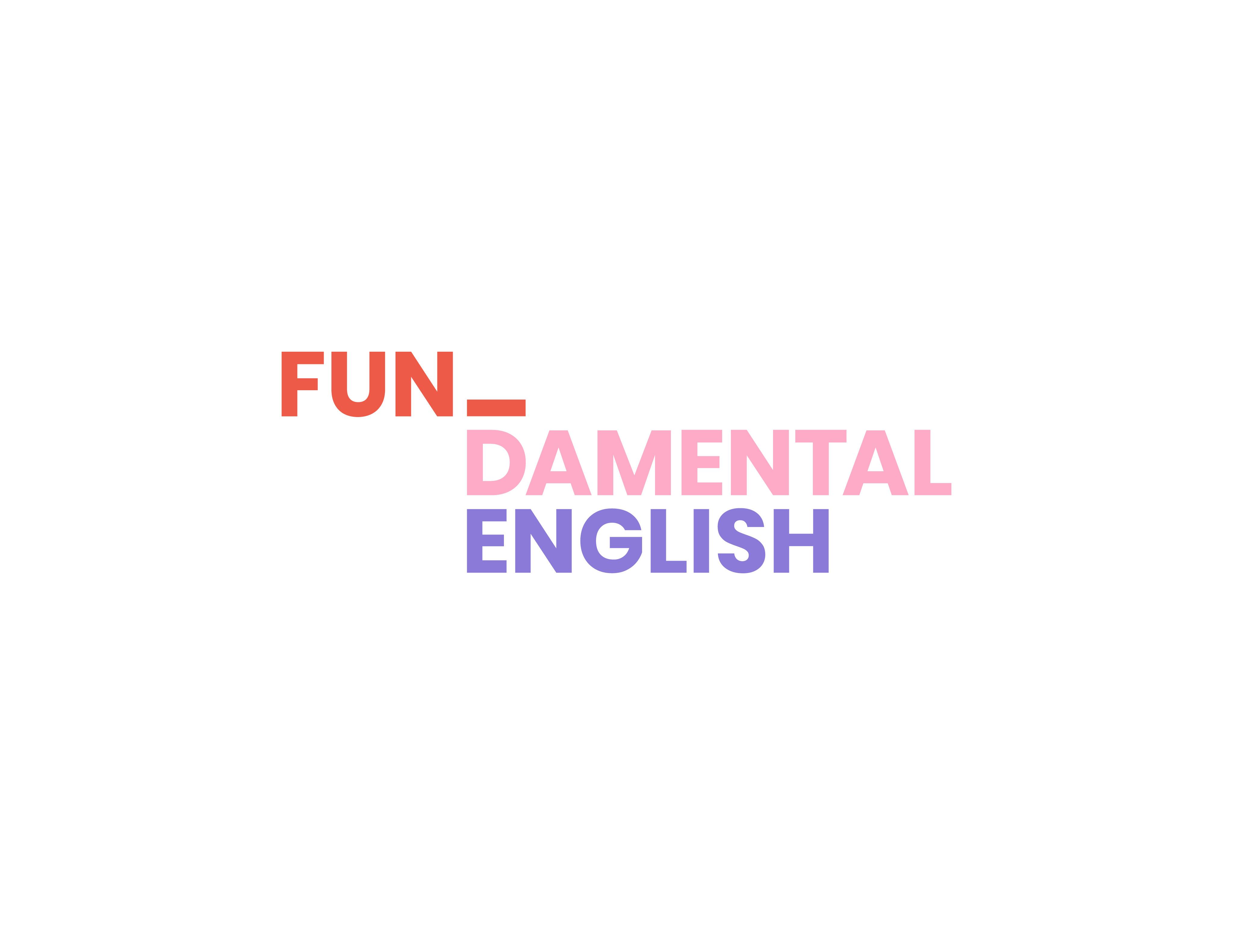 Fundamental English by Avocado - Creative Work
