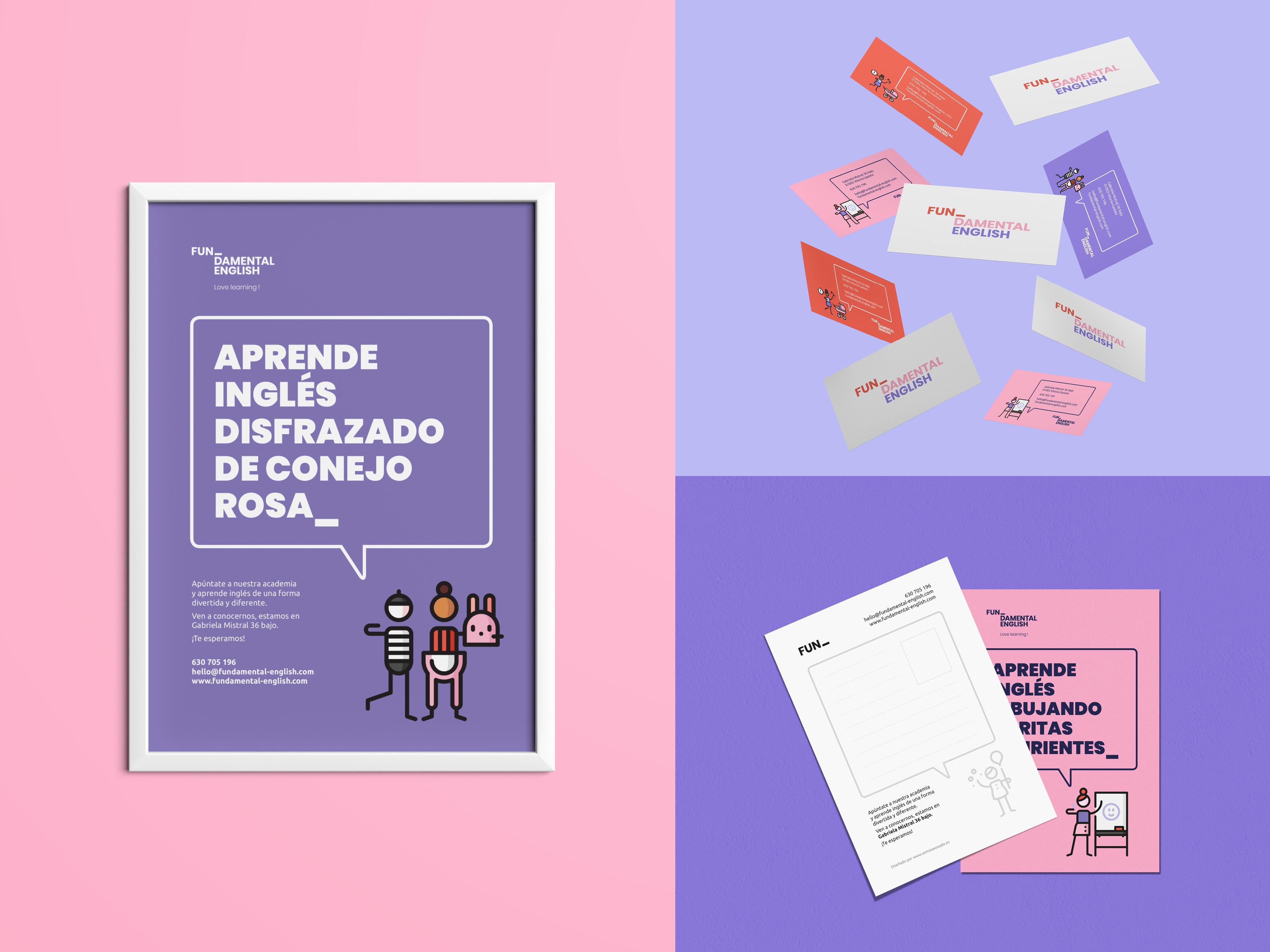 Fundamental English by Avocado - Creative Work - $i