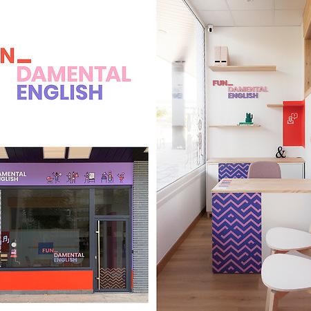 Fundamental English Interior
