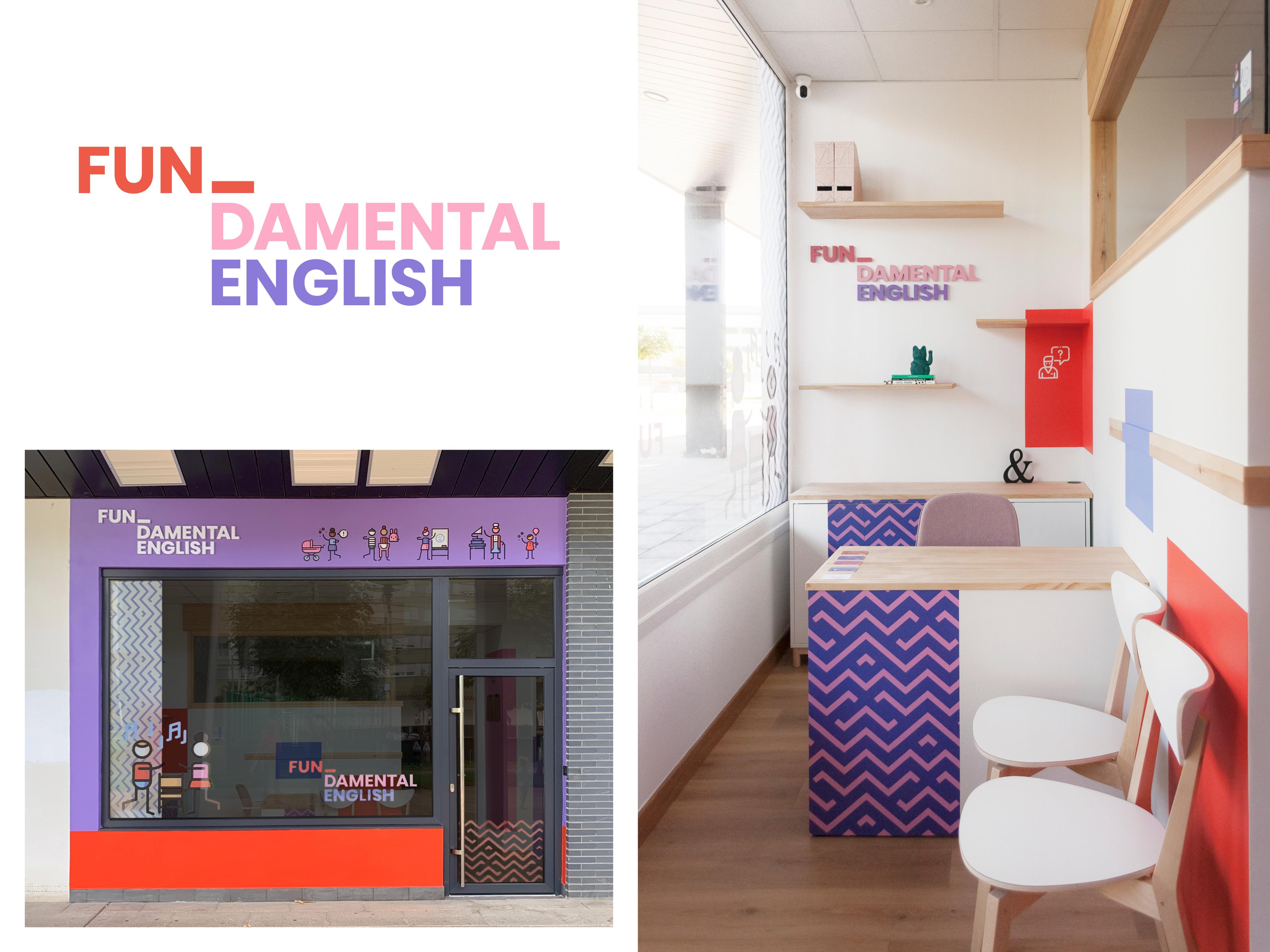 Fundamental English Interior by Avocado - Creative Work