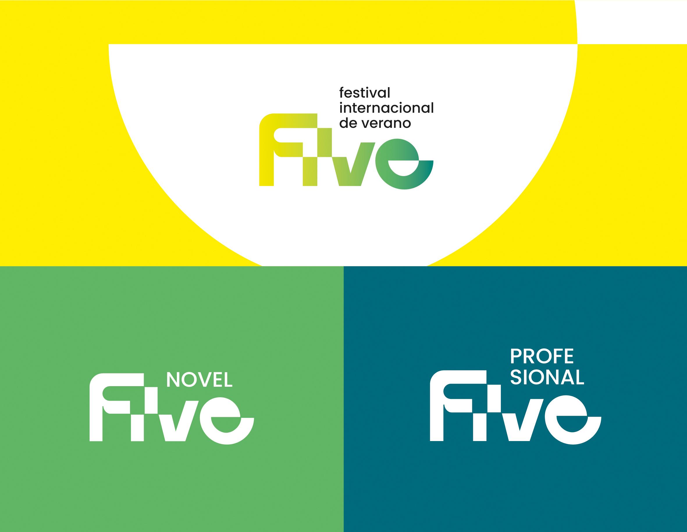 Five – Festival Internacional de Verano  by Inés Real Pascual - Creative Work