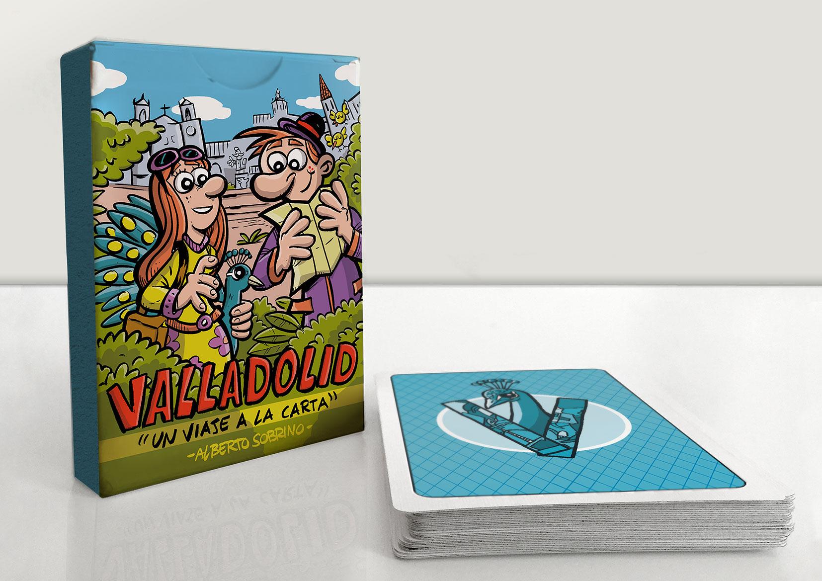 Valladolid un viaje a la carta by Alberto Sobrino - Creative Work - $i