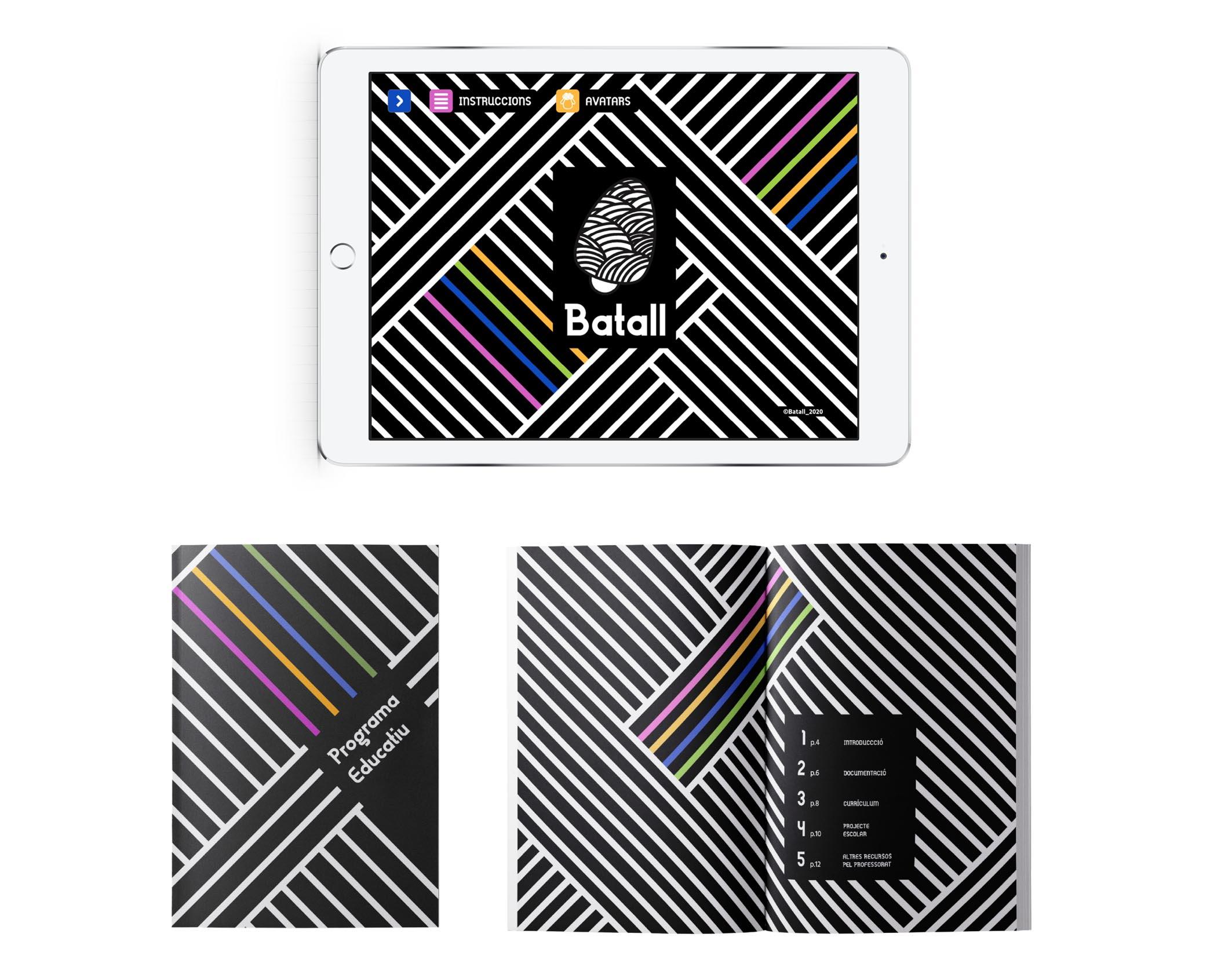 Batall by Alba Escolà - Creative Work