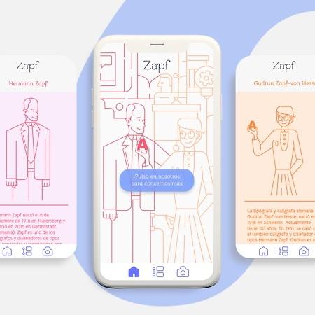Los Zapf | Diseño UI/UX