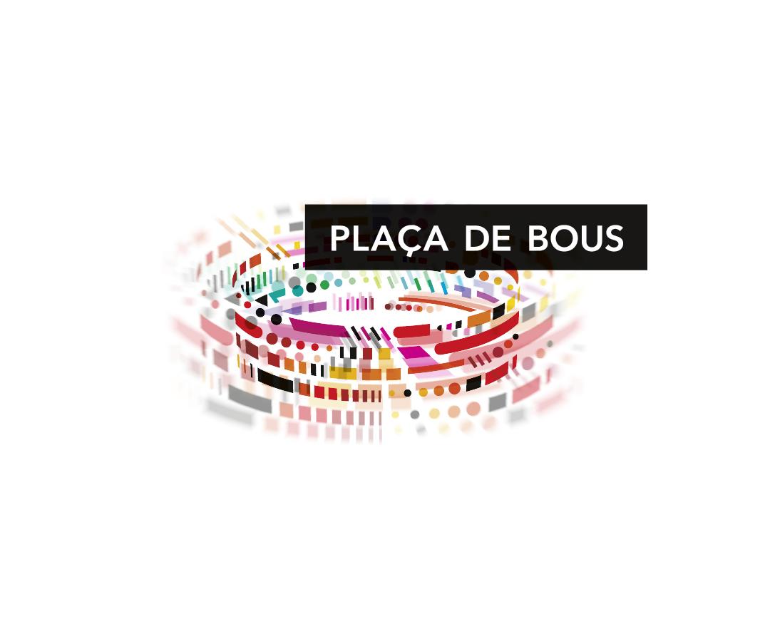 Plaça de Bous by Gimeno Gràfic - Creative Work