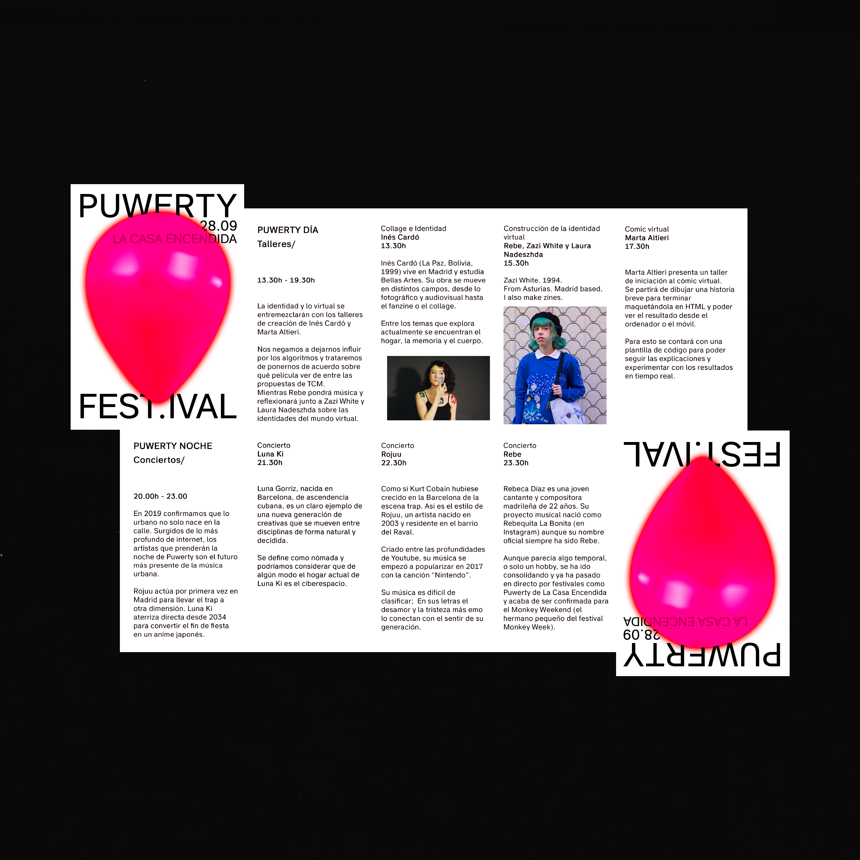 Puwerty Festival 2019 by David  - Creative Work - $i