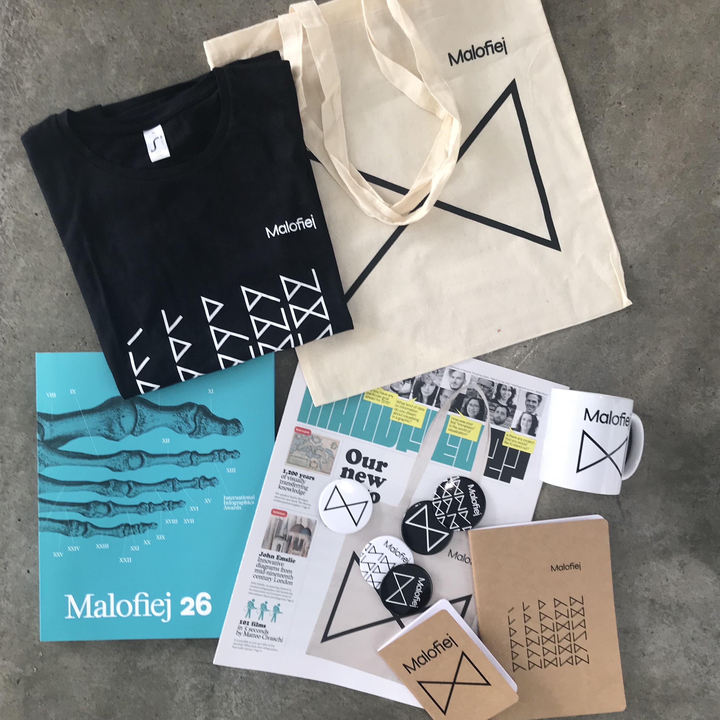 Identidad visual de Malofiej by Errea Comunicación - Creative Work - $i