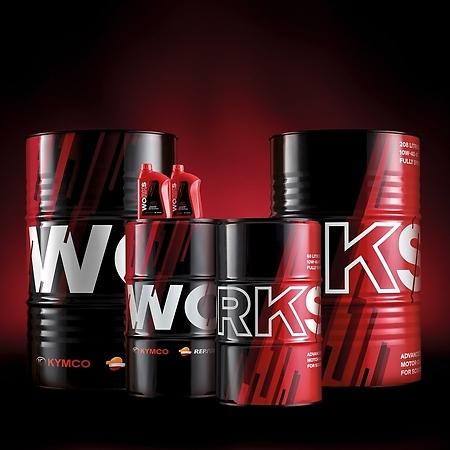 Kymco Works