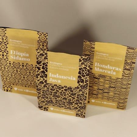 Packaging promocional - Cafés La …