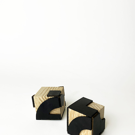 Modular cubes - An early introduction to typography as preparation for primary school