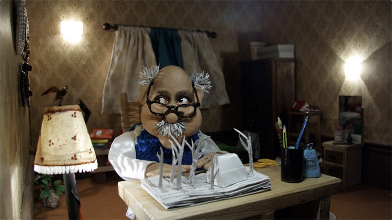 Stopmotion animation for film 'The Gift' by Hemali Vadalia - Creative Work