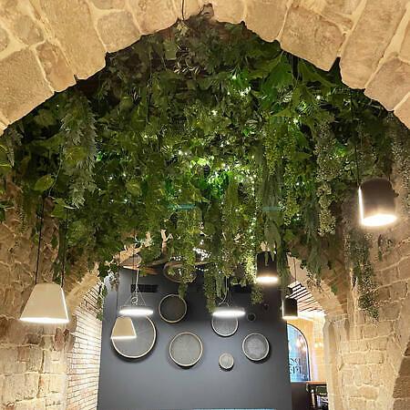 Jardín vertical (Porta Ferro) by Duplex
