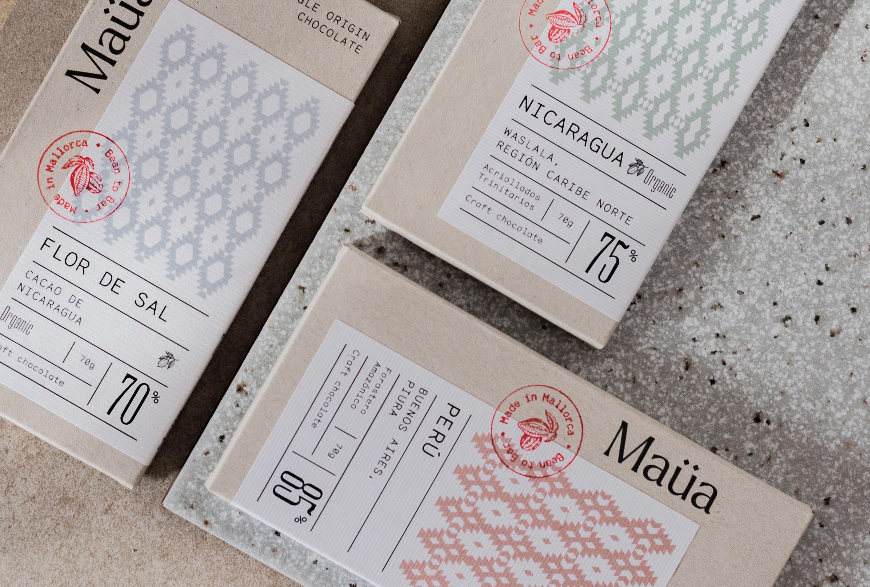 Chocolates Maüa by Barceló estudio - Creative Work - $i