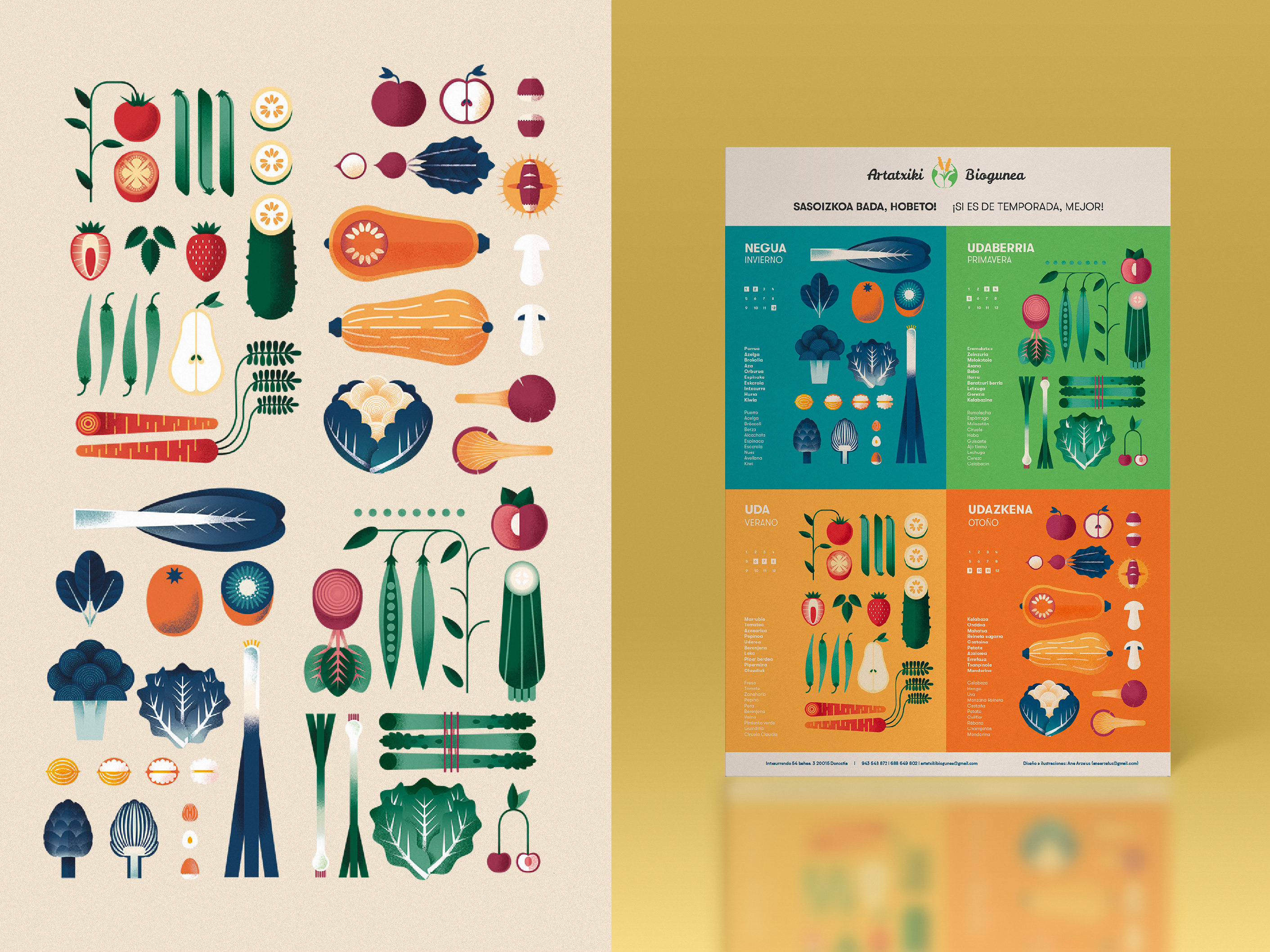 Mini-campaña para Artatxiki by Ane Arzelus - Creative Work - $i