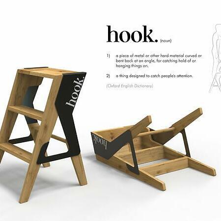 hook. - Stepladder Design