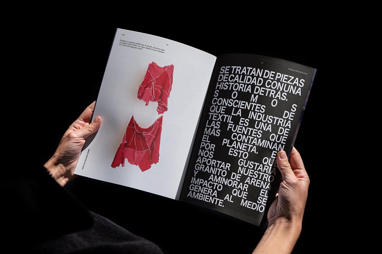 EQUIS by Irene Zabala y Aitana Soto - Creative Work - $i