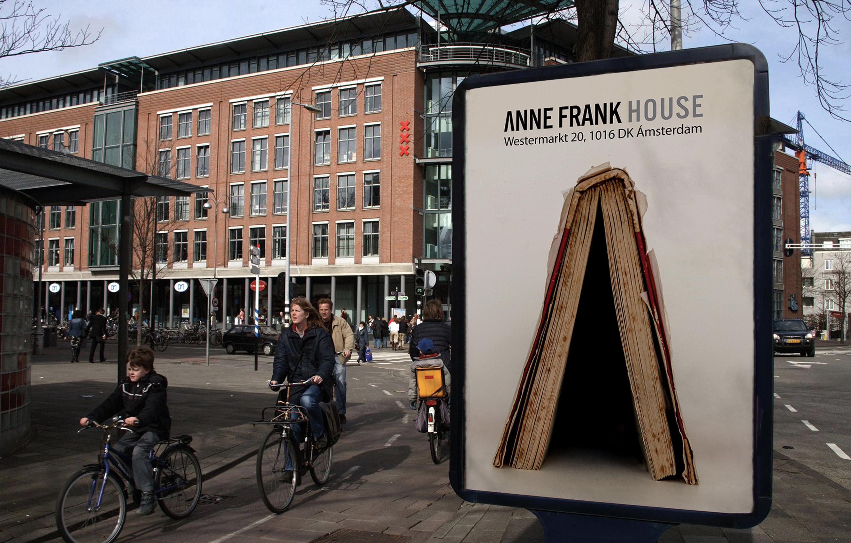 Anna Frank House  by Lara Lussheimer - Creative Work - $i