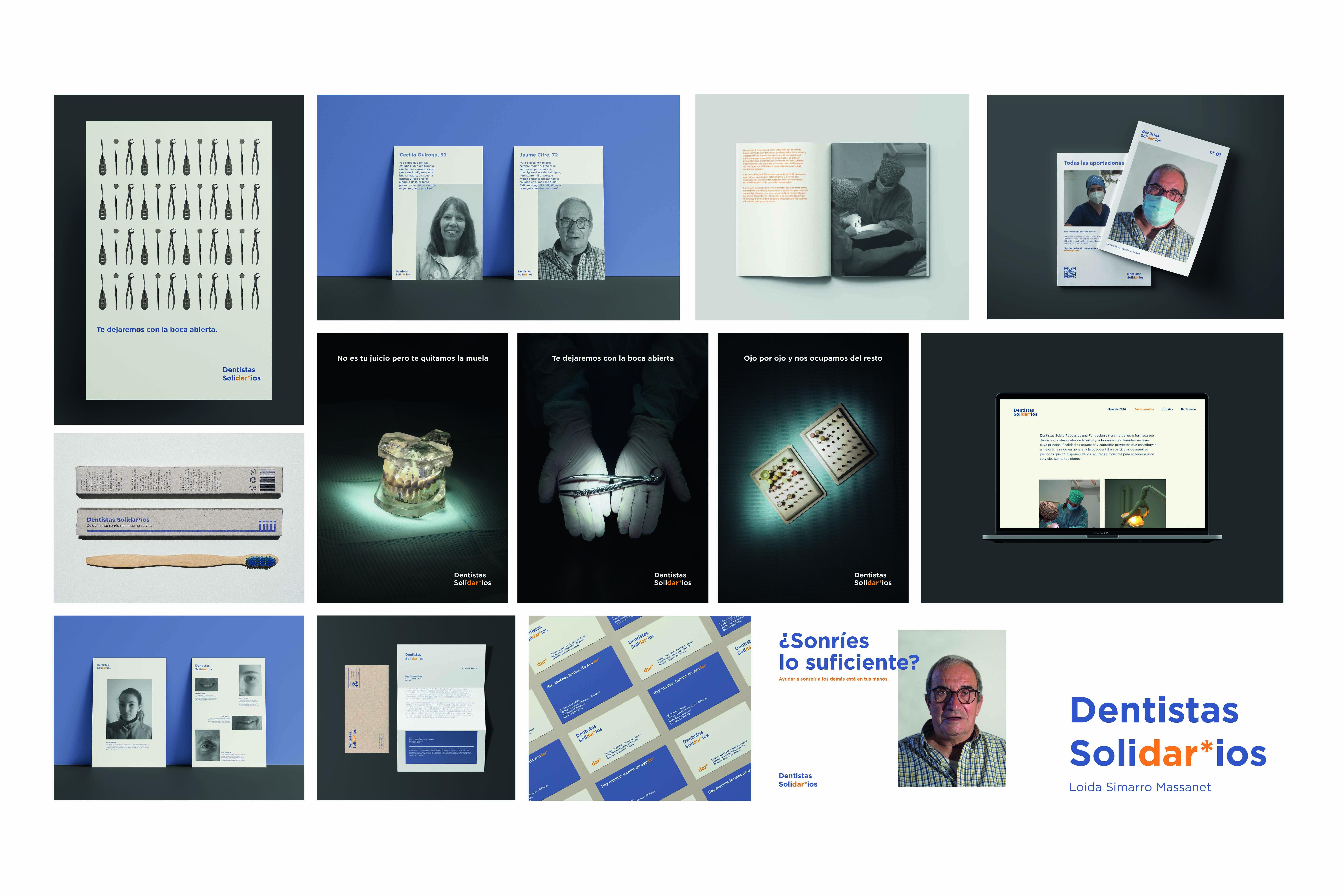 Dentistas Solidarios by Loida Simarro Massanet - Creative Work
