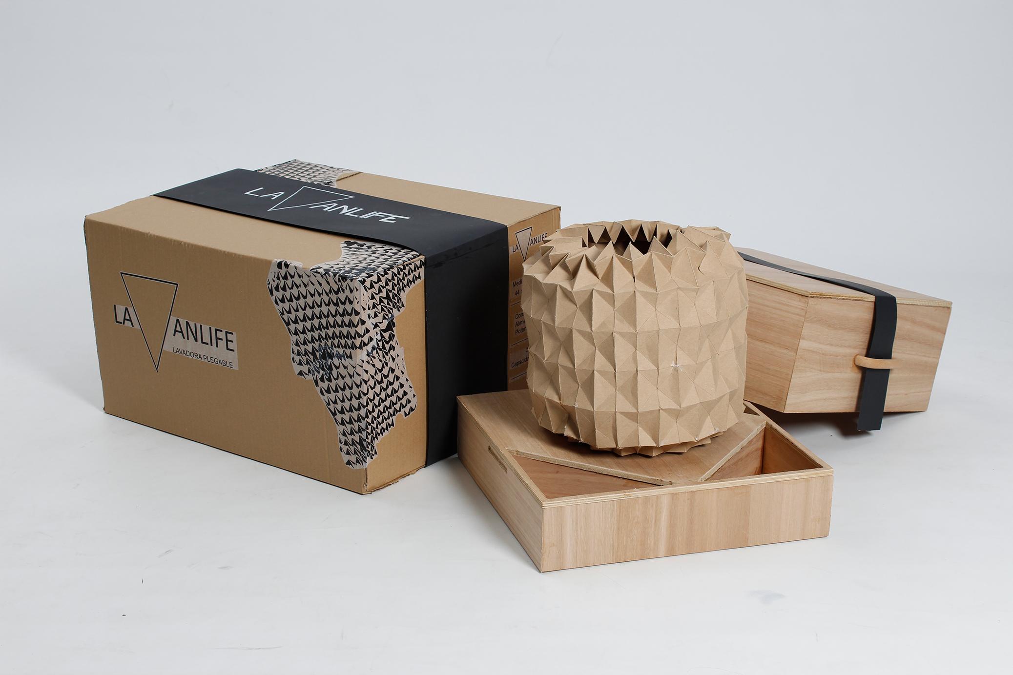LAVANLIFE by Tamara Palacios Rodríguez y Sarai Pinillos Martínez - Creative Work - $i