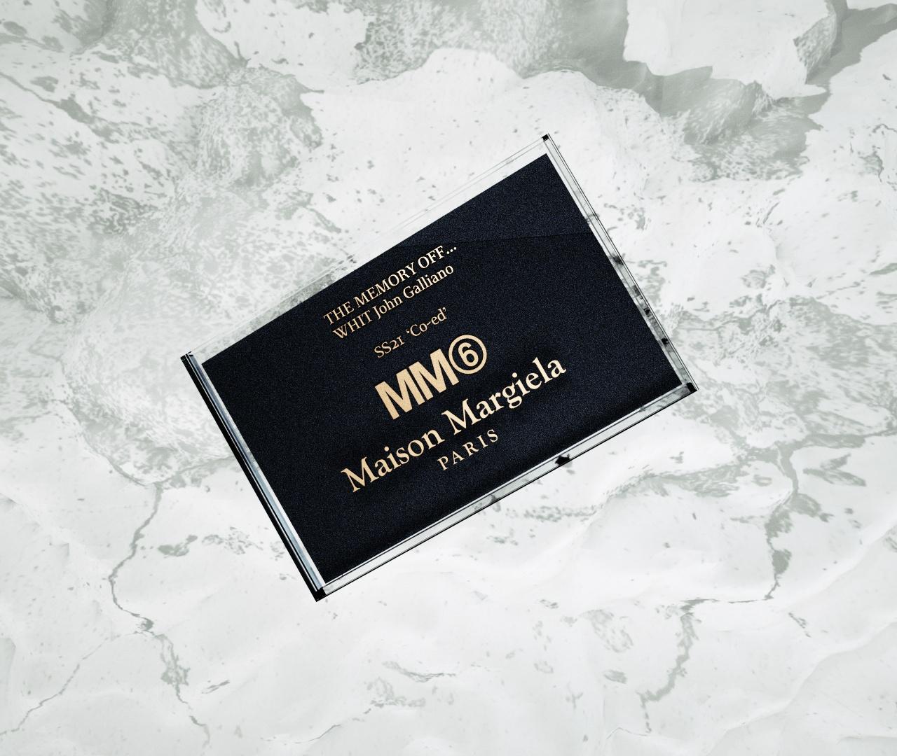 The memory off... Maison Margiela  by Arnaldo Sanz - Creative Work