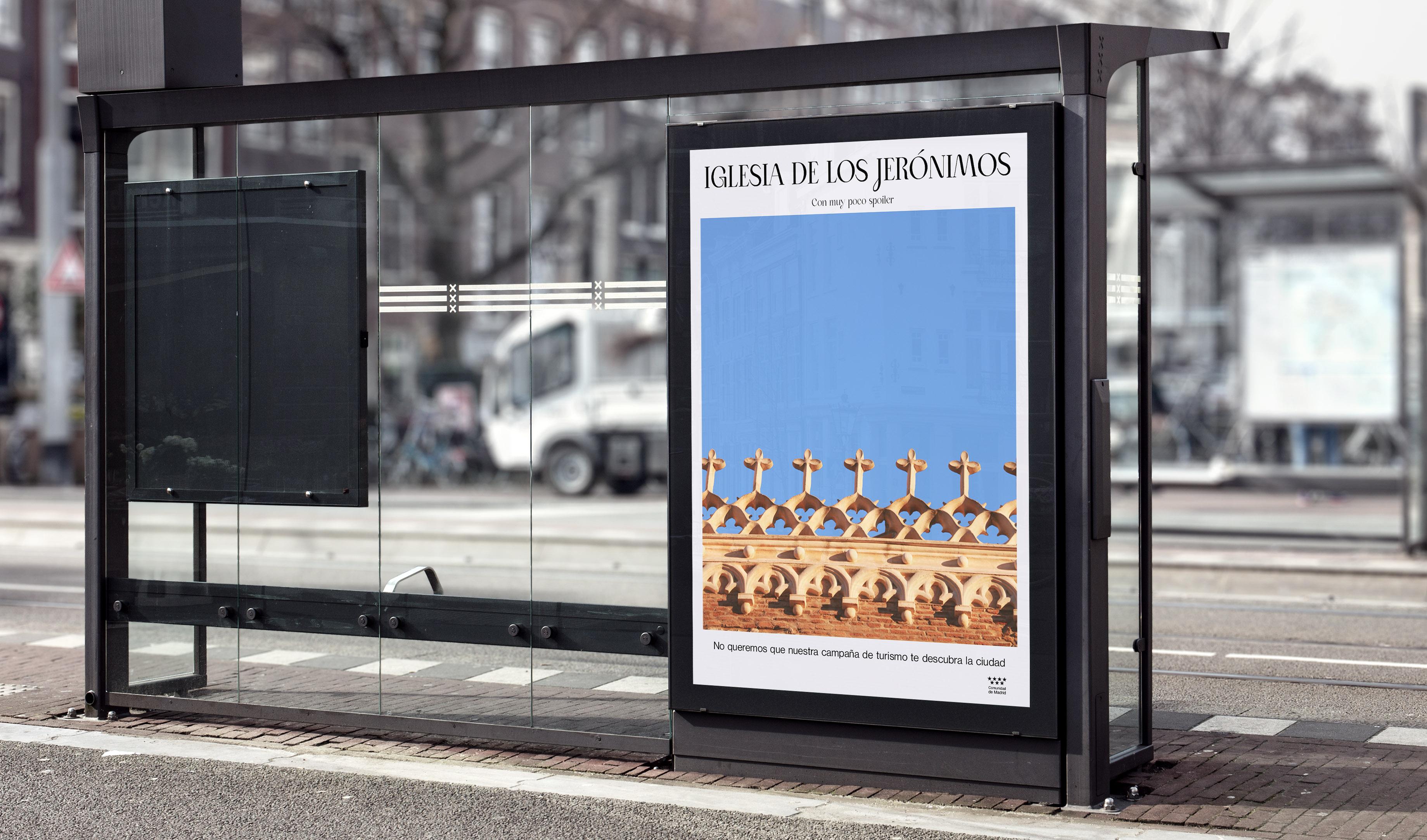 Madrid con muy poco spoiler by Sergio del Hierro y Elena Casas - Creative Work