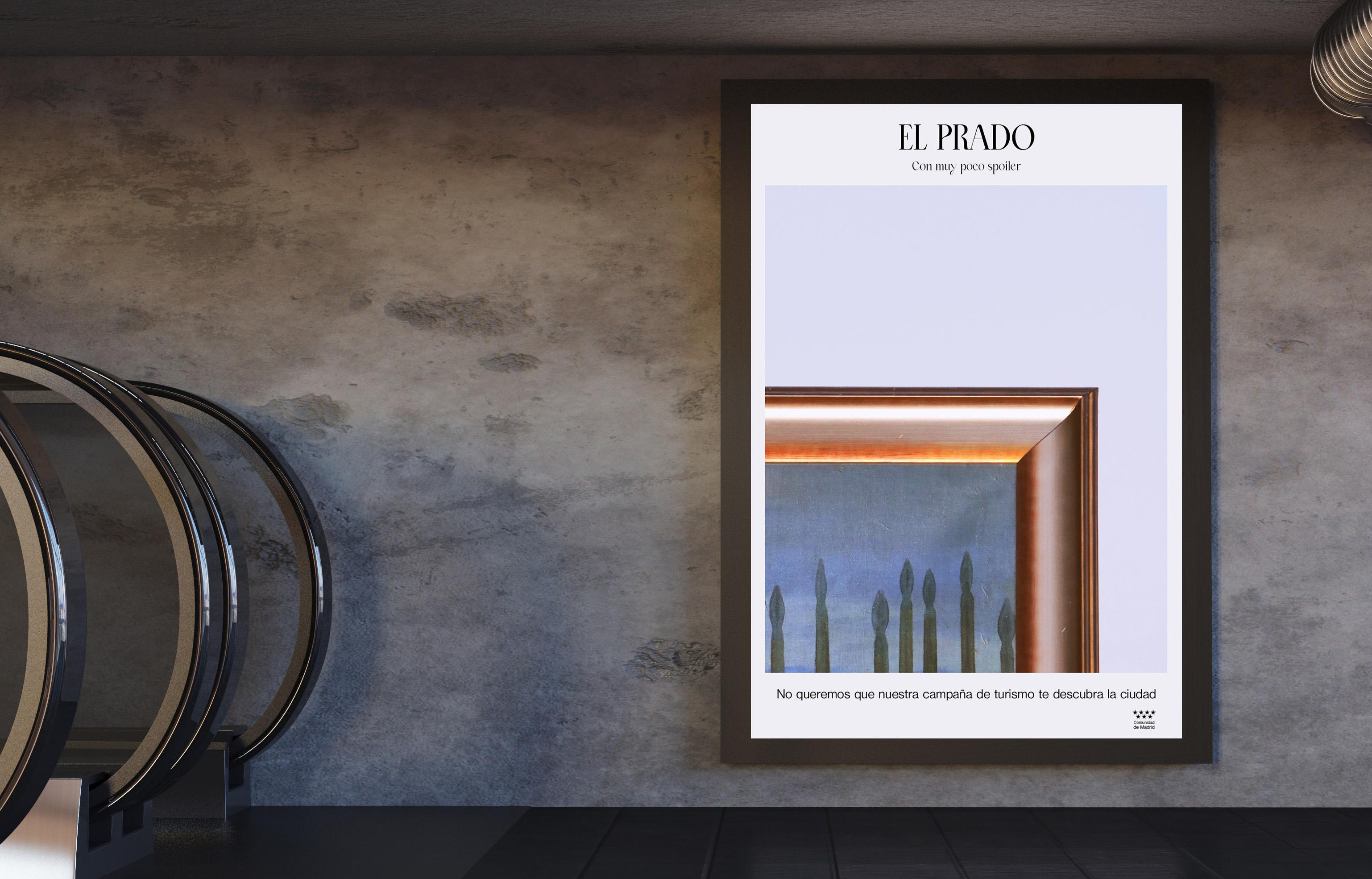 Madrid con muy poco spoiler by Sergio del Hierro y Elena Casas - Creative Work - $i