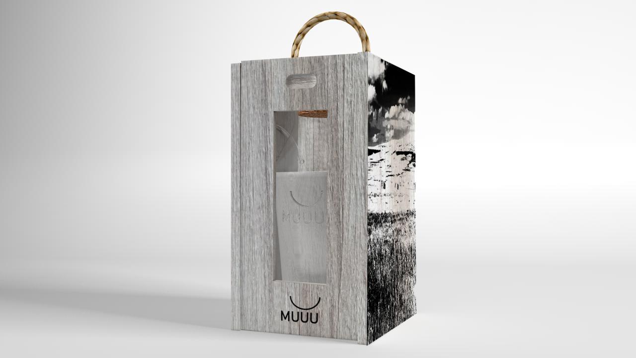 Leche MUUU by Naiara Sicilia de Pablo - Creative Work - $i