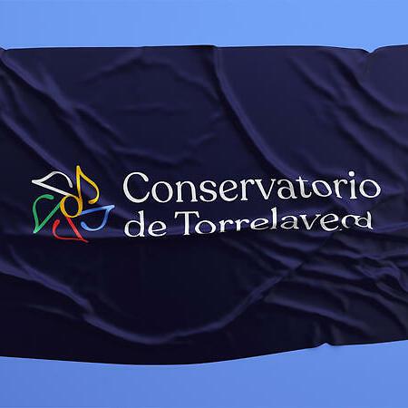 Conservatorio de Torrelavega - identidad visual