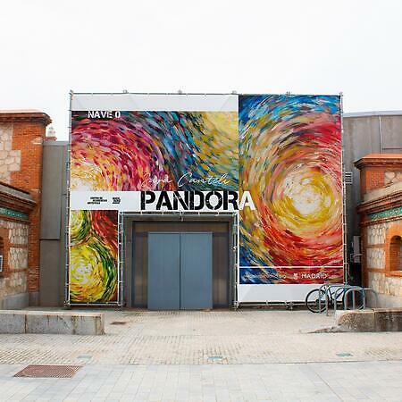 Exposición Pandora