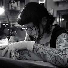 Eva Coletta - Medusa Tattoo
