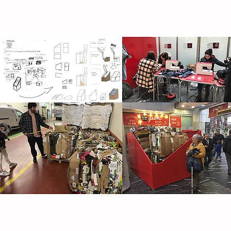 Proyecto colectivo - Curso Primero del Título Superior de Diseño Gráfico y de Interiores